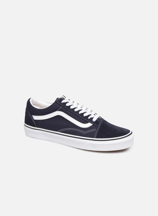 Sneaker Vans Old Skool M blau detaillierte ansicht/modell