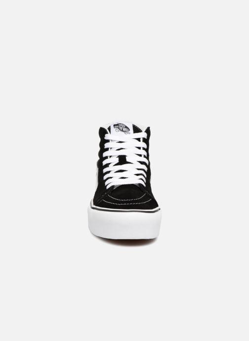 Sneakers Vans SK8 Hi Platform Zwart model