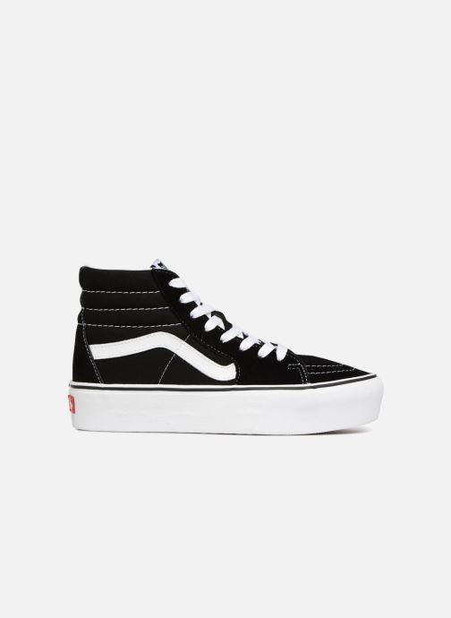 Sneakers Vans SK8 Hi Platform Zwart achterkant