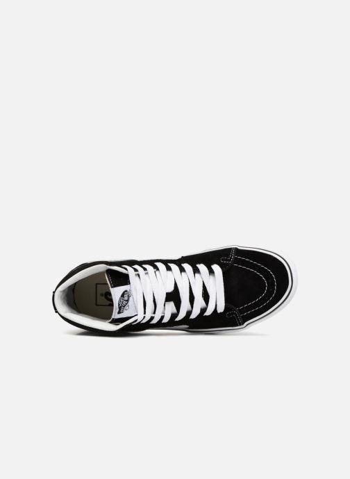 Sneakers Vans SK8 Hi Platform Zwart links
