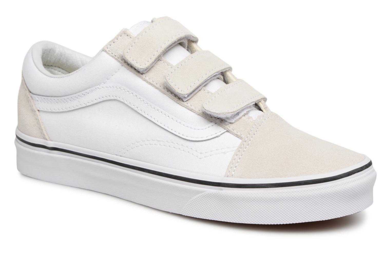 Nuevo Velcro zapatos Vans Old Skool Velcro Nuevo (Blanco) - Deportivas en Más cómodo 6f2e3d