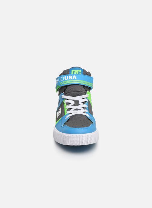 Sneakers DC Shoes Pure High-Top EV Grøn se skoene på
