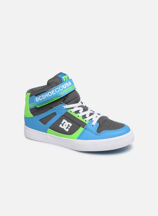 Sneakers DC Shoes Pure High-Top EV Grøn detaljeret billede af skoene