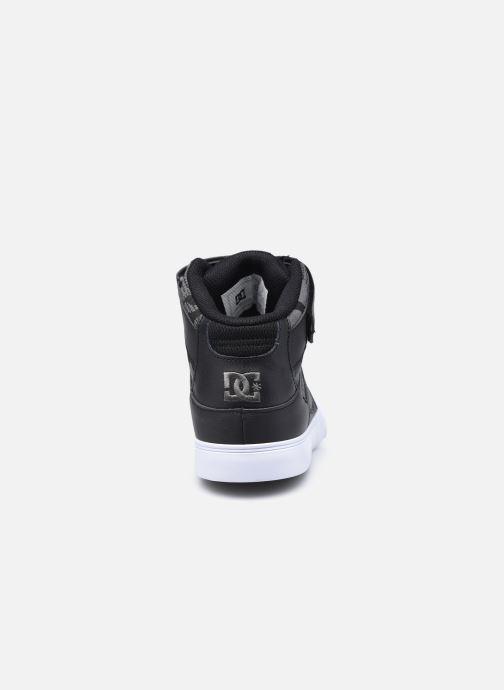 Sneakers DC Shoes Pure High-Top EV Sort Se fra højre