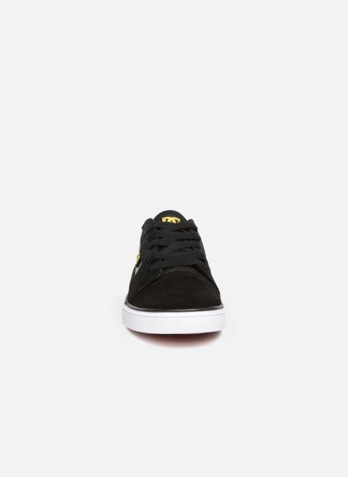 Trainers DC Shoes Tonik B Black model view