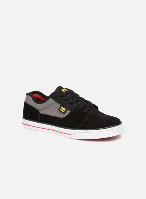 Trainers DC Shoes Tonik B Black detailed view/ Pair view