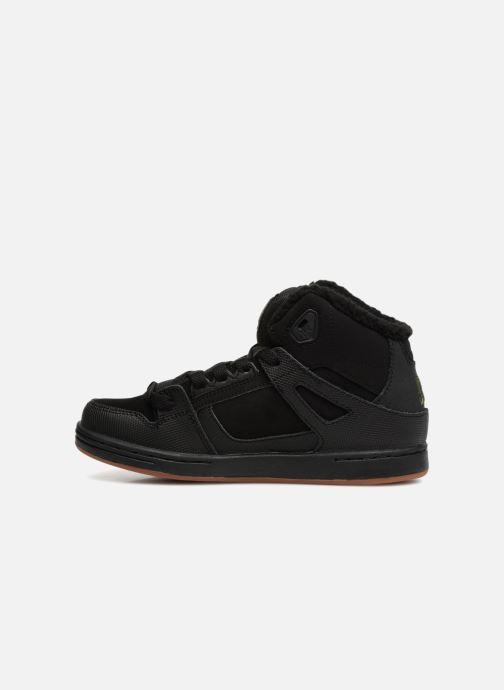 Baskets DC Shoes Pure High-Top WNT Noir vue face