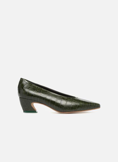 High heels Miista ALBERTINE Green back view