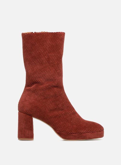 Bottines et boots Miista CARLOTA Rouge vue derrière