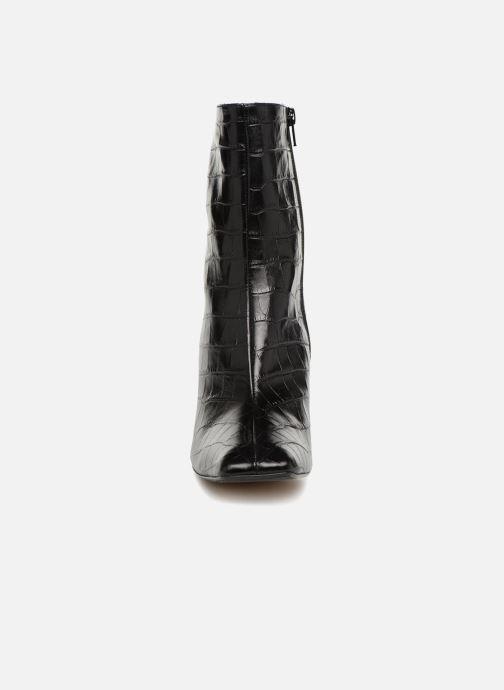 Bottines et boots Miista MARCELLE Noir vue portées chaussures