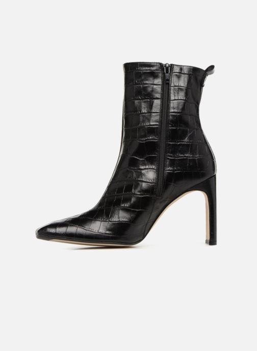 Bottines et boots Miista MARCELLE Noir vue face