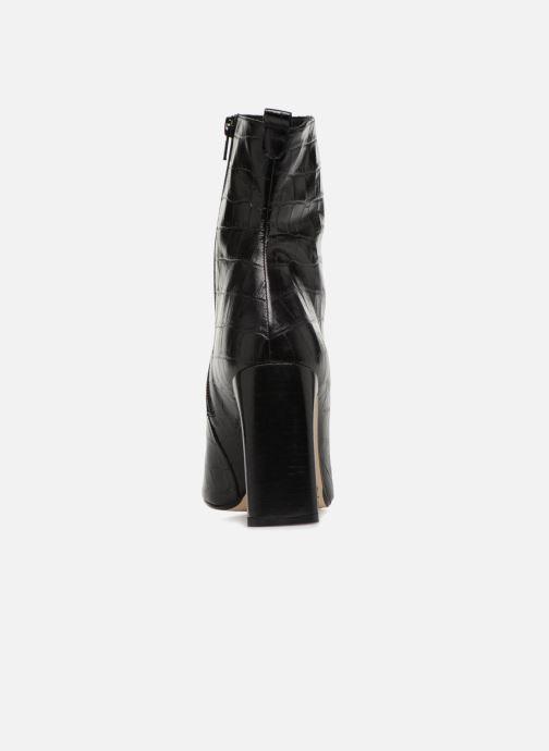Bottines et boots Miista MARCELLE Noir vue droite
