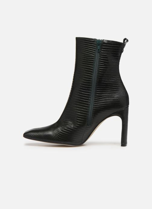 Bottines et boots Miista MARCELLE Vert vue face