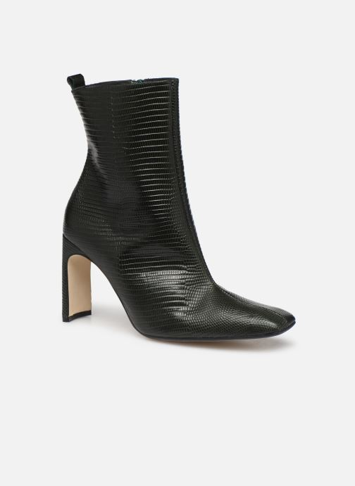Boots en enkellaarsjes Miista MARCELLE Groen detail