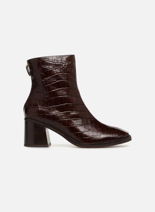 Bottines et boots Miista CYBIL Marron vue derrière