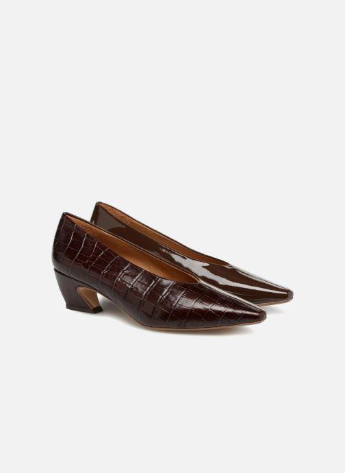 Zapatos de tacón Miista ANTONINE Marrón vista 3/4