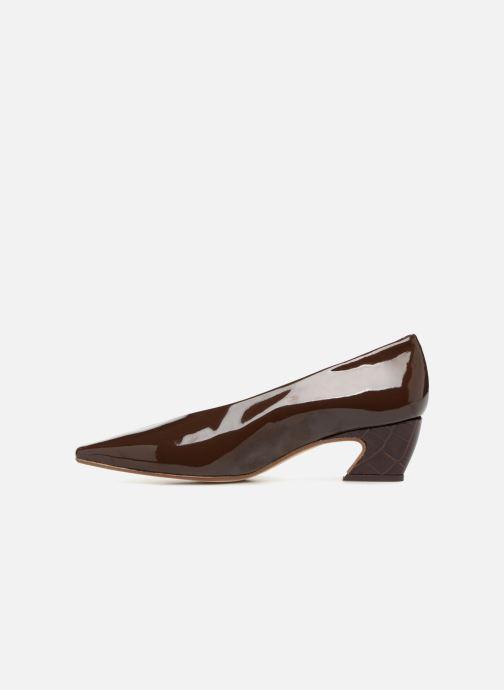 Zapatos de tacón Miista ANTONINE Marrón vista de frente