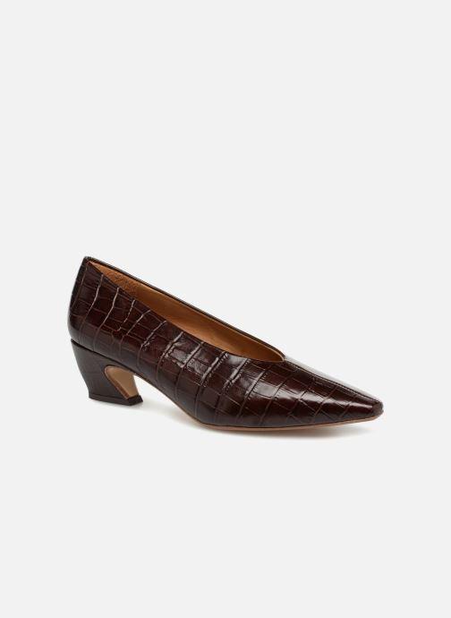 Zapatos de tacón Miista ANTONINE Marrón vista de detalle / par