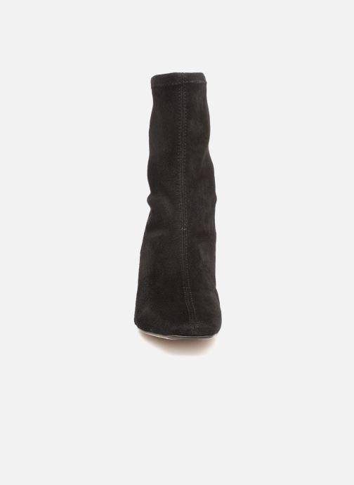 Bottines et boots Miista GENEVIEVE Noir vue portées chaussures