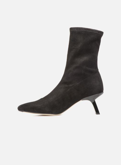 Bottines et boots Miista GENEVIEVE Noir vue face