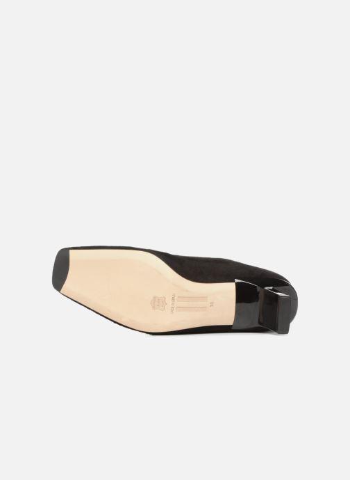 Stiefeletten & Boots Miista GENEVIEVE schwarz ansicht von oben