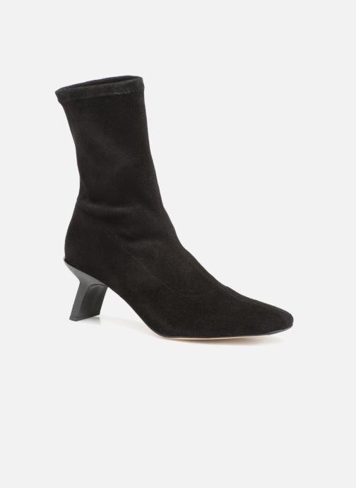 Bottines et boots Miista GENEVIEVE Noir vue détail/paire