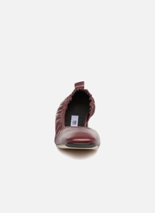 Escarpins Miista ROSALIE Bordeaux vue portées chaussures