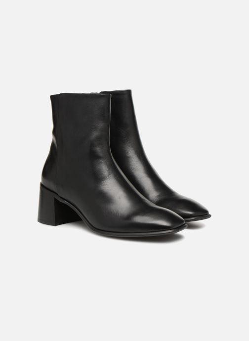 Boots en enkellaarsjes E8 by Miista STINA Zwart 3/4'