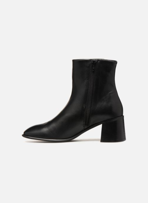Boots en enkellaarsjes E8 by Miista STINA Zwart voorkant