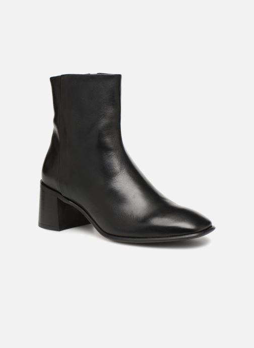 Boots en enkellaarsjes E8 by Miista STINA Zwart detail
