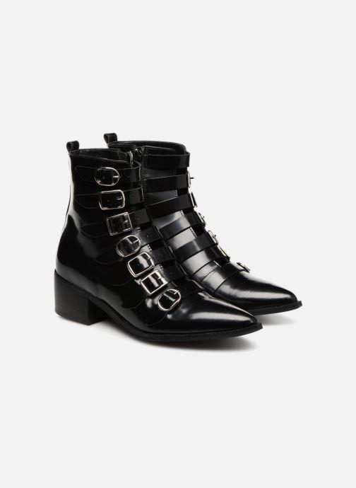Bottines et boots E8 by Miista TUVA Noir vue 3/4