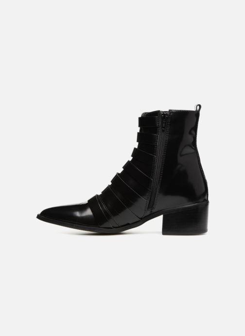 Bottines et boots E8 by Miista TUVA Noir vue face