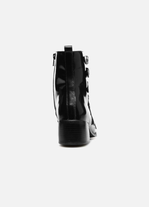 Bottines et boots E8 by Miista TUVA Noir vue droite