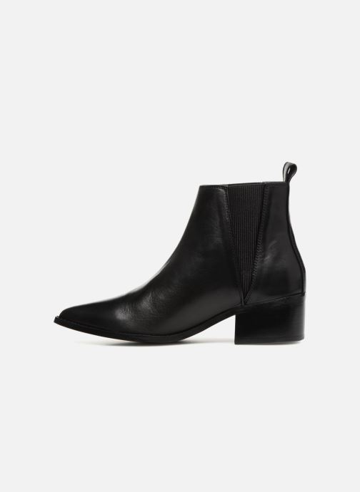 Bottines et boots E8 by Miista ULA Noir vue face