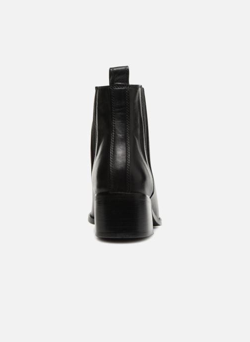 Bottines et boots E8 by Miista ULA Noir vue droite