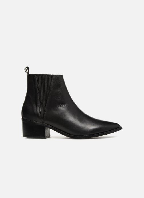 Bottines et boots E8 by Miista ULA Noir vue derrière