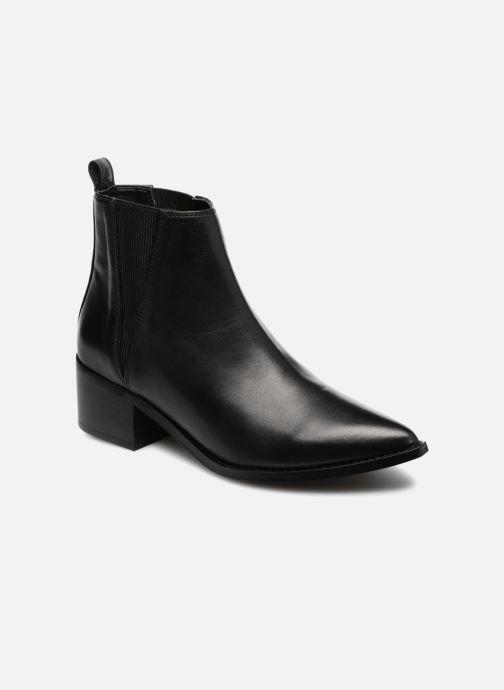Bottines et boots E8 by Miista ULA Noir vue détail/paire