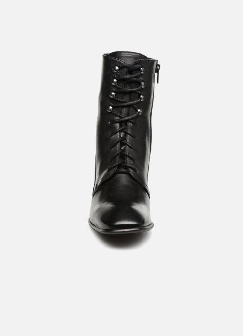 Boots en enkellaarsjes E8 by Miista EMMA Zwart model