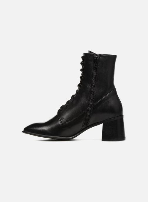 Boots en enkellaarsjes E8 by Miista EMMA Zwart voorkant