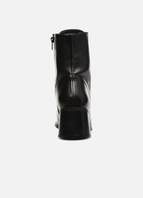 Boots en enkellaarsjes E8 by Miista EMMA Zwart rechts