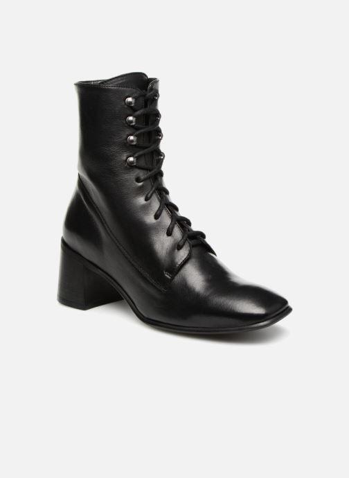 Boots en enkellaarsjes E8 by Miista EMMA Zwart detail