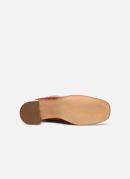 Boots en enkellaarsjes E8 by Miista EMMA Oranje boven