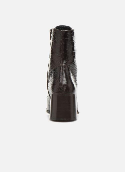 Boots en enkellaarsjes E8 by Miista EMMA Bruin rechts