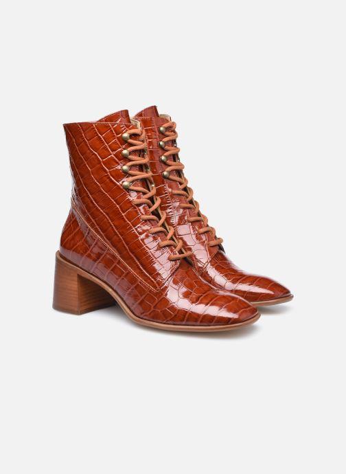 Stiefeletten & Boots E8 by Miista EMMA braun 3 von 4 ansichten