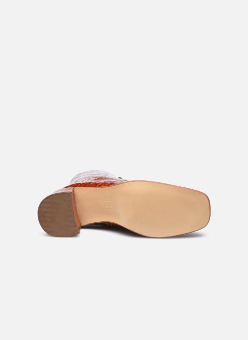 Stiefeletten & Boots E8 by Miista EMMA braun ansicht von oben