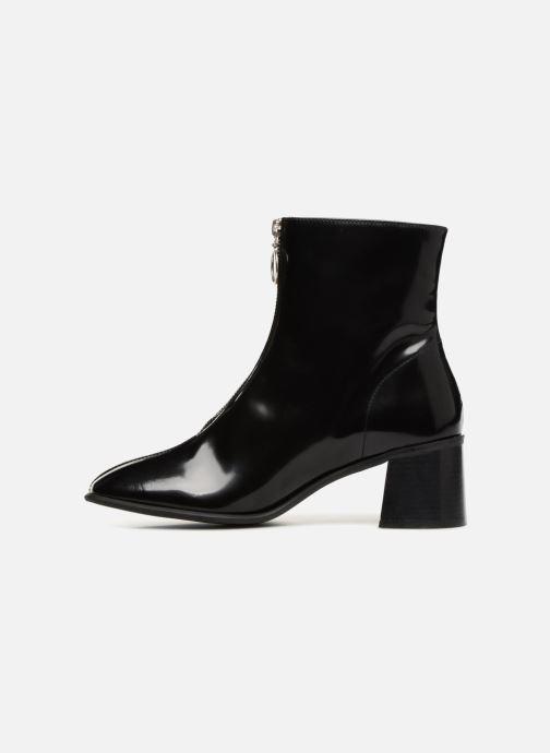 Boots en enkellaarsjes E8 by Miista SAGA Zwart voorkant