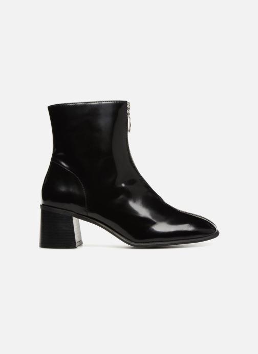 Boots en enkellaarsjes E8 by Miista SAGA Zwart achterkant