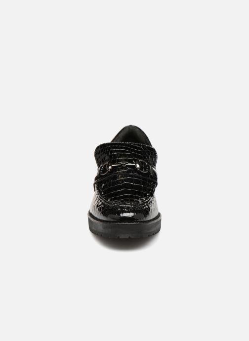 Mocassins E8 by Miista DANA Noir vue portées chaussures