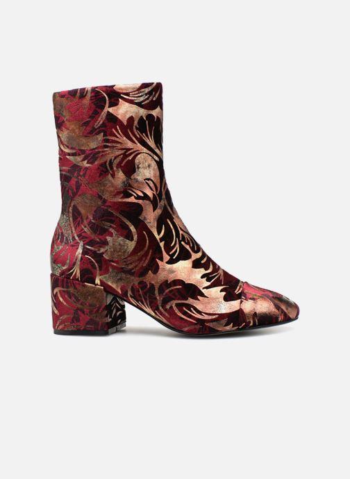 Boots en enkellaarsjes E8 by Miista ISA Bordeaux achterkant