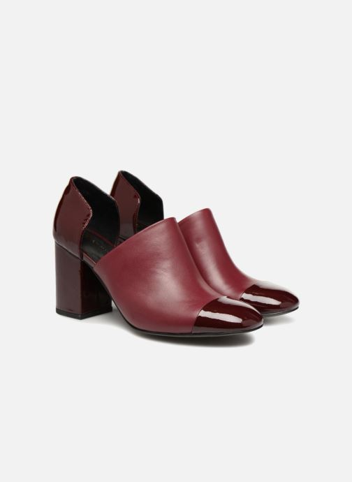 Pumps E8 by Miista ELLA Bordeaux 3/4'